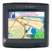 Pocket Navigator PN-3510 Basic